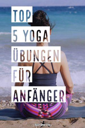 Top 5 Yoga Übungen für Anfänger - 2