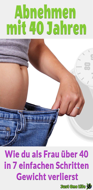 Ich bin bereit, alles zu tun, um Gewicht zu verlieren