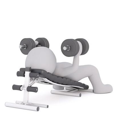 Abnehmen mit 40 funktioniert besser, wenn du deine Muskeln aufbaust