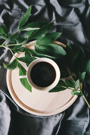 Schnell am Bauch abnehmen kannst du mit Kaffee