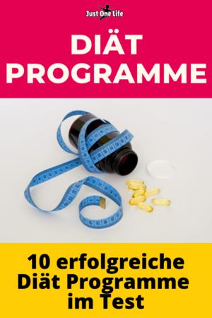 Diät Programme im Test