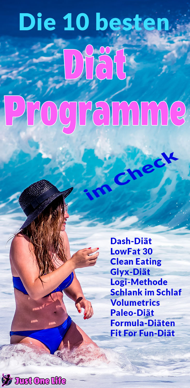Diät-Programme im Check