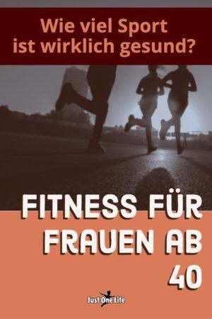 Fitness für Frauen ab 40