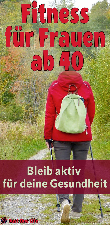 Fitness für Frauen ab 40 - Bleib aktiv für deine Gesundheit