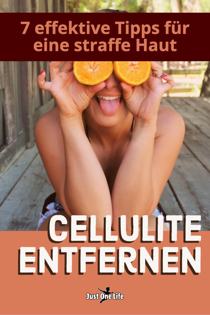 Wie kann ich Cellulite entfernen? 7 effektive Tipps für straffe Haut