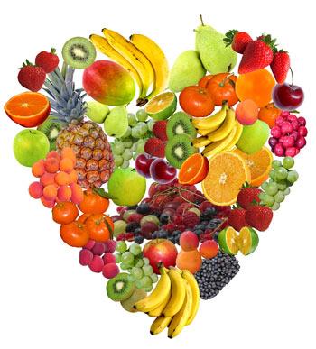 Obst und Gemüse bei Herz-Kreislauf-Erkrankungen