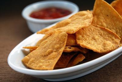 Gewohnheiten ändern - Chips zum Fernsehen
