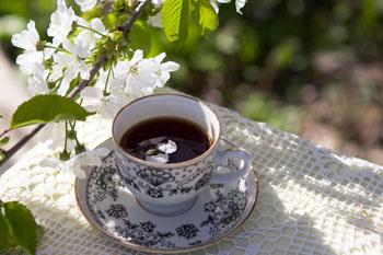 Stoffwechsel anregen - Koffein