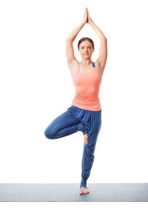 Stoffwechsel ankurbeln - Yoga