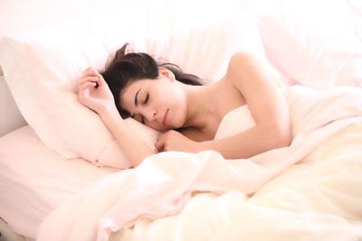 Abnehmen im Schlaf - nur mit genügend Schlaf