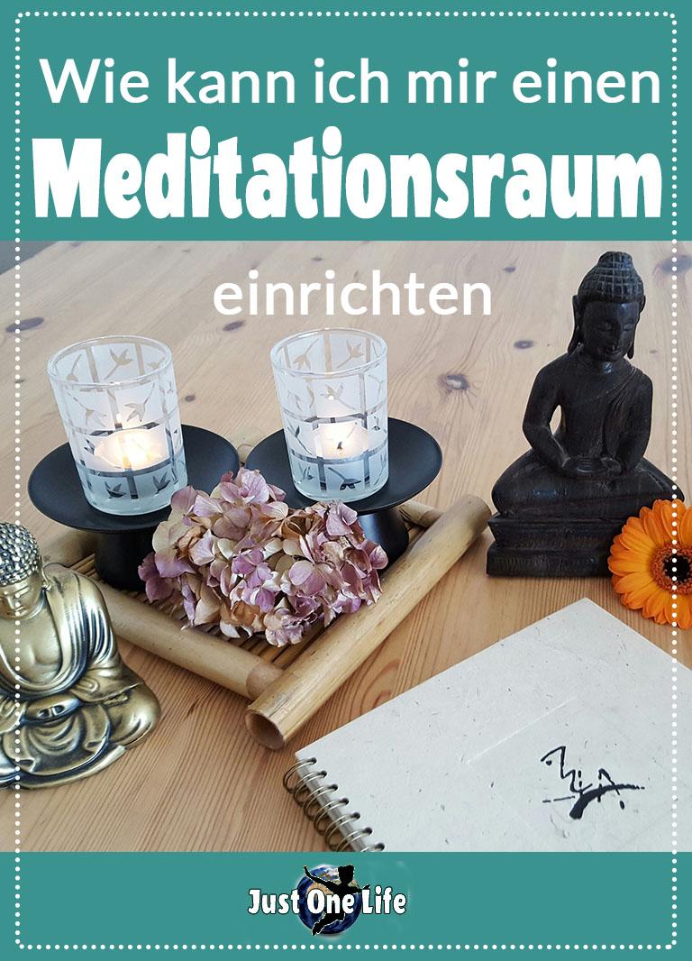 Wie kann ich mir einen Meditationsraum einrichten - 2