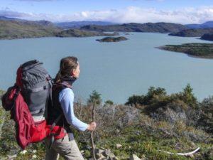 Wandern für die Gesundheit in den Bergen