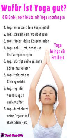 Yoga: Wofür ist Yoga gut