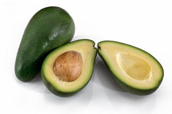 Bauchfett verbrennen mit Avocados