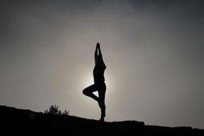 Finde die innere Balance - und Gesundheit