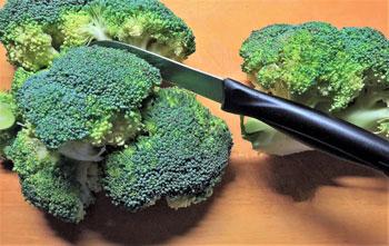 Bauchfett verbrennen mit Brokkoli