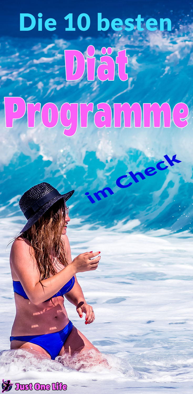 Diät Programme im Check