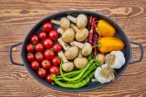 Gewicht verlieren mit 10 natürlichen Nahrungsmitteln: Gemüse