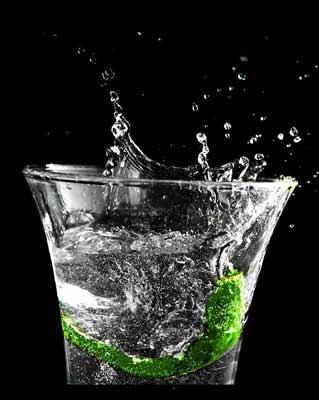 10 Regeln für gesunde Ernährung: Wasser