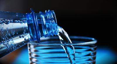 Zuckersucht besiegen mit viel Wasser