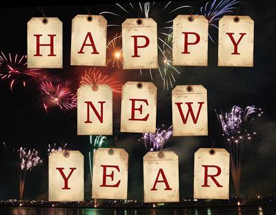 Vorsätze fürs neue Jahr