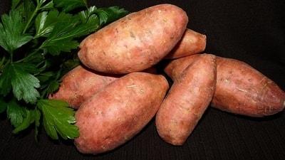 Süßkartoffeln - Anti Aging Food