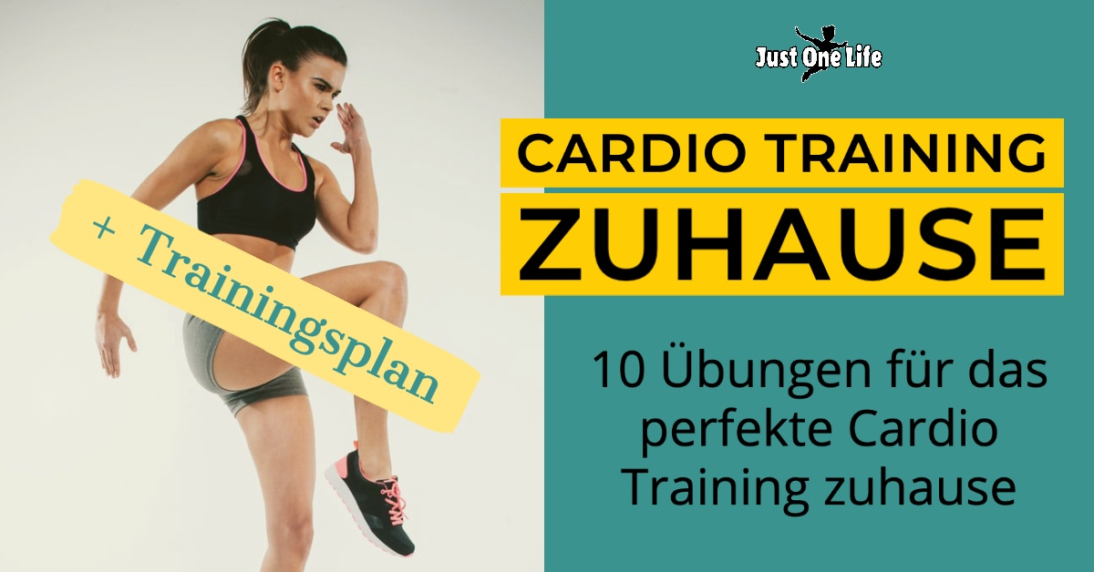 Abnehmen Cardio-Übungen