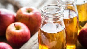 Mit Apfelessig Gewicht verlieren - senkt den Blutzuckerspiegel
