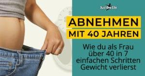 Gleichmäßiges Essen kann schnell Gewicht verlieren