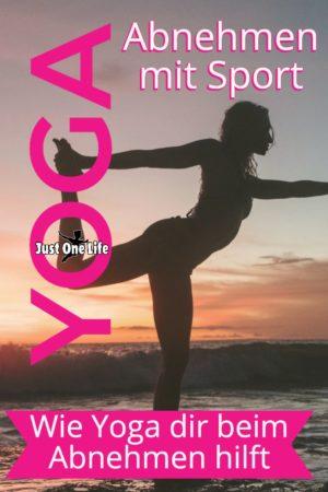 Abnehmen mit Sport - wie Yoga beim Abnehmen hilft