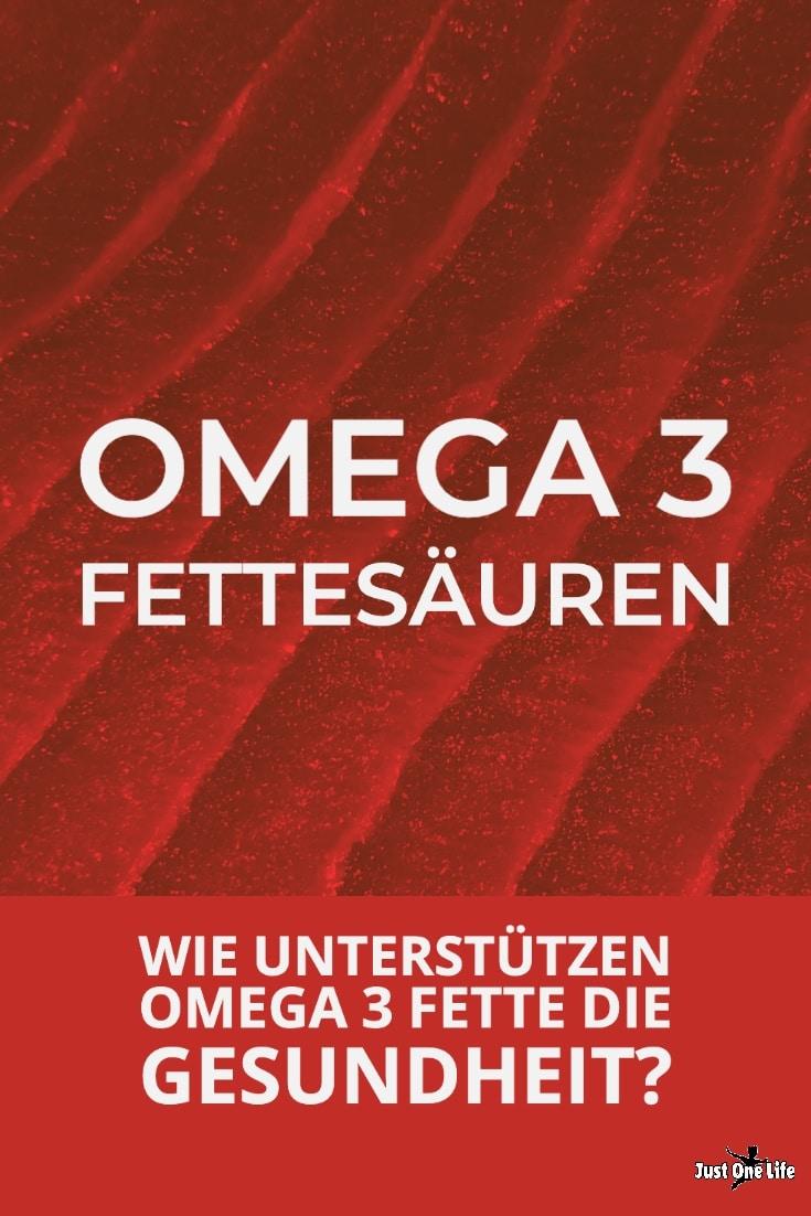 Omega 3 Fettsäuren - 5 Vorteile für deine Gesundheit durch Omega 3 Fette
