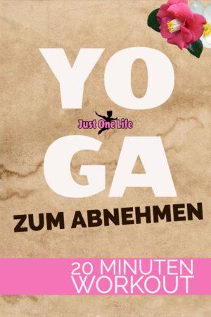 Yoga zum Abnehmen - 20-Minuten-Workout | Download