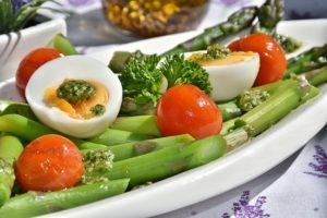 Gemüse als Hauptspeise
