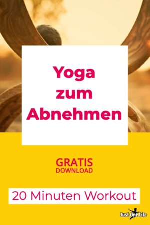 Yoga zum Abnehmen - 20 Minuten Workout - Gratis Download