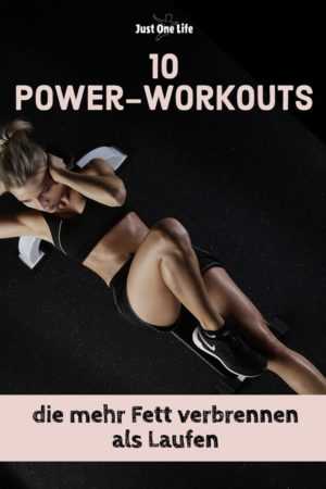 10 Power-Workouts