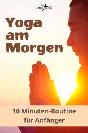 Yoga am Morgen - 10 Minuten Routine für Anfänger