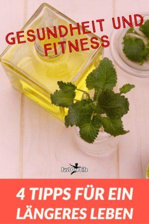 Gesundheit und Fitness werden wichtiger, je älter du wirst
