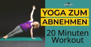 Yoga zum Abnehmen inkl. 20 Minuten Workout