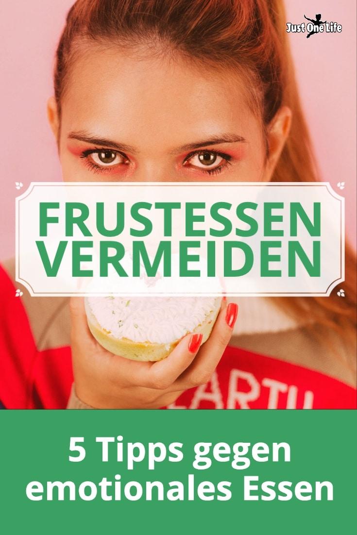 Frustessen vermeiden - 5 Tipps gegen emotionales Essen