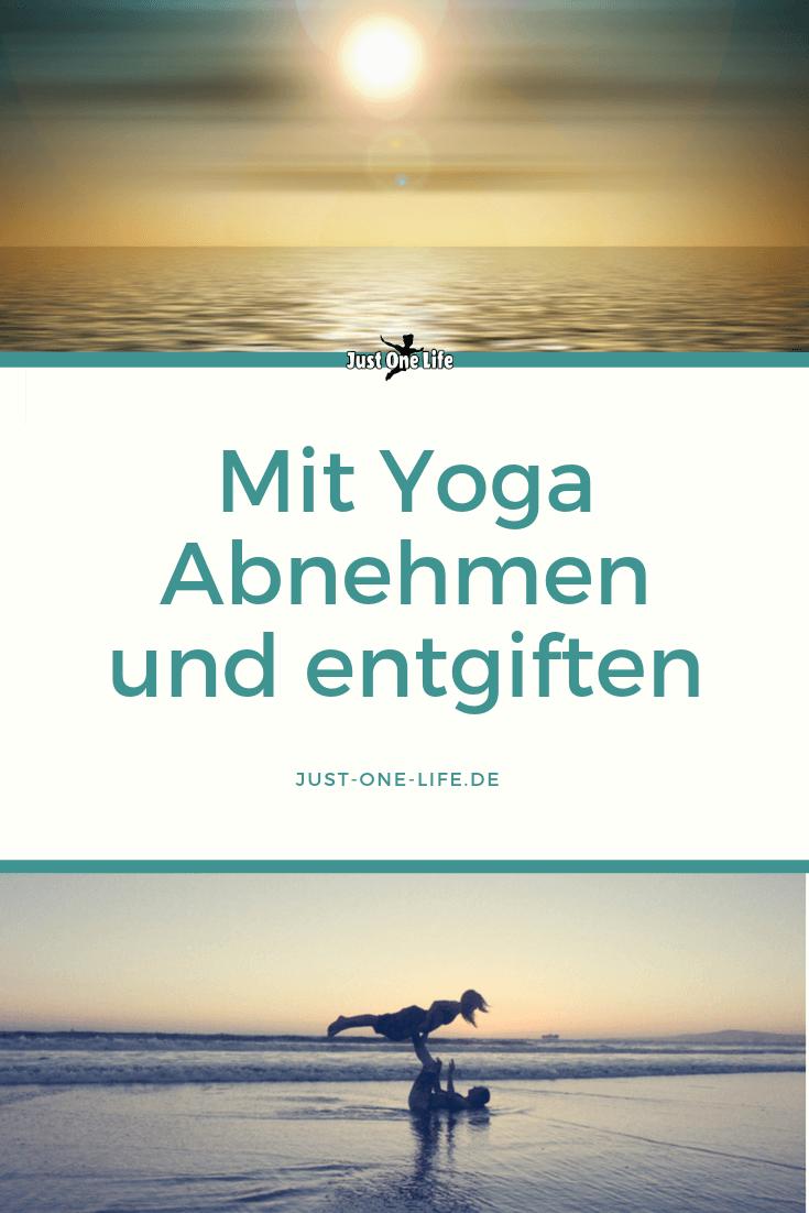 Kann ich mit Yoga abnehmen und entgiften?