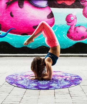Mit Power Yoga abnehmen