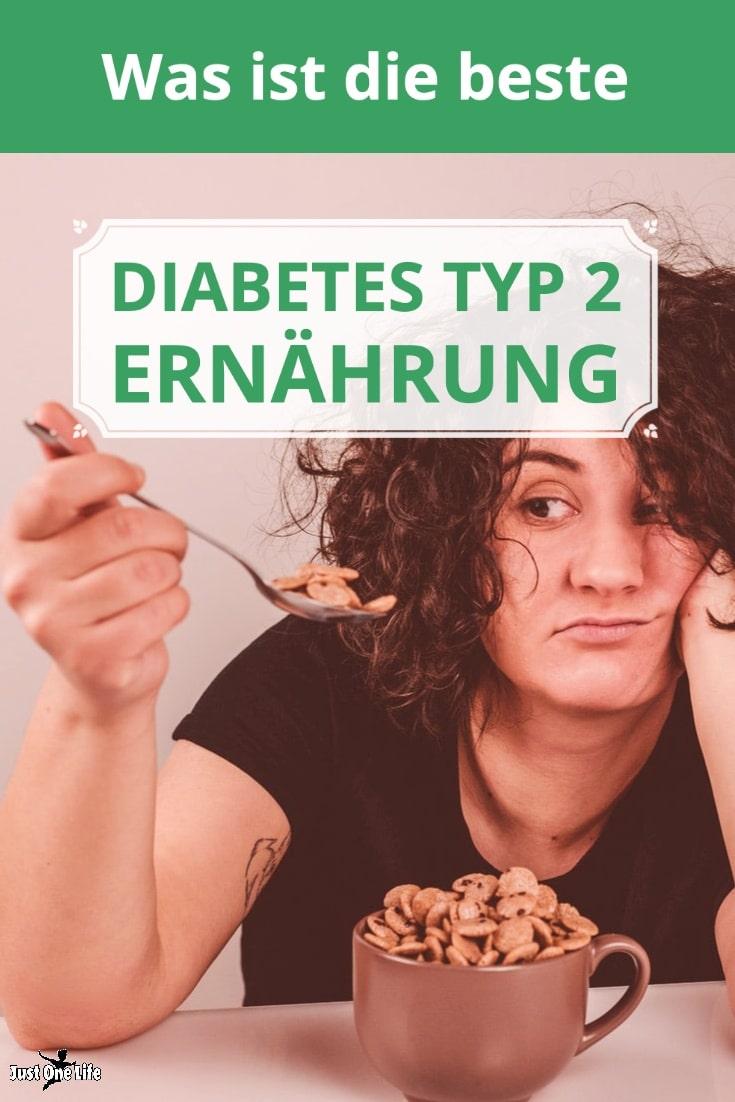 Was ist die beste Diabetes Typ 2 Ernährung?
