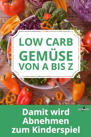 Low Carb Gemüse von A bis Z
