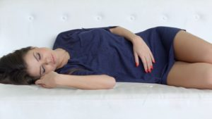 Stress reduzieren im Schlaf