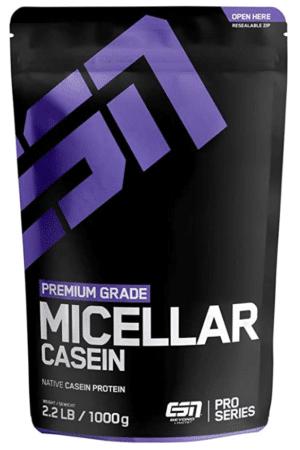 Casein-Proteinpulver