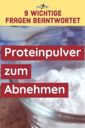 Mit Proteinpulver abnehmen