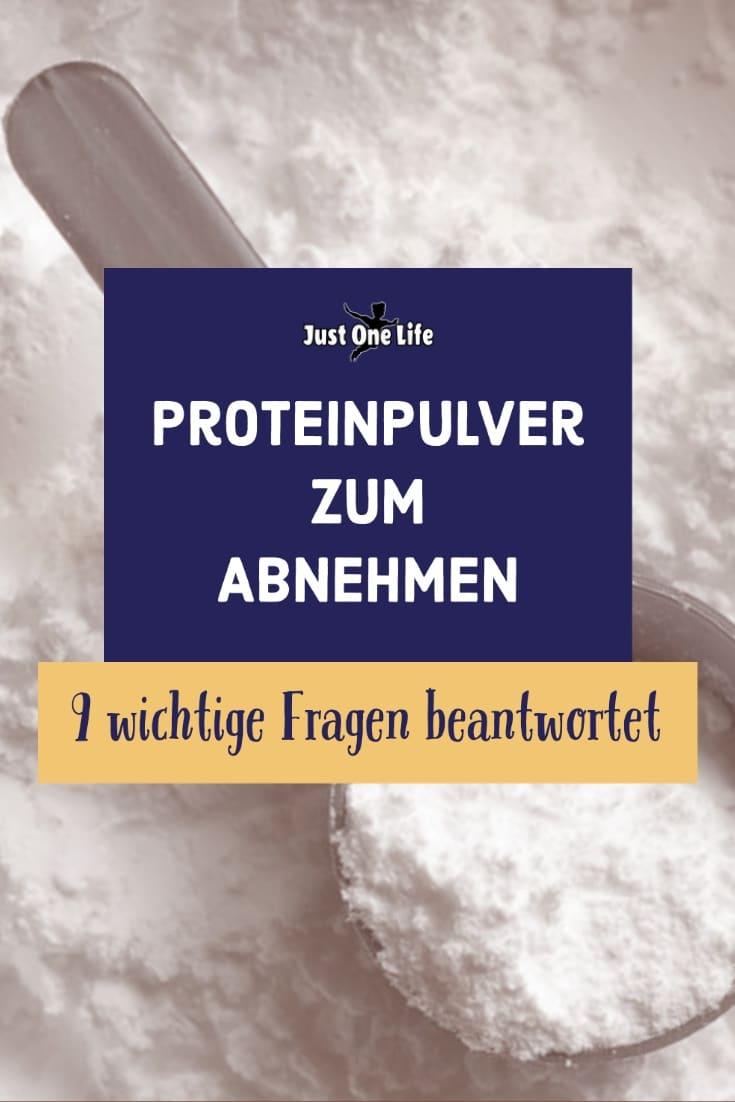 Proteinpulver zum Abnehmen - 9 wichtige Fragen beantwortet