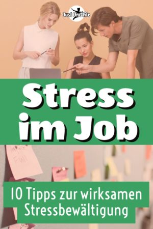 10 Tipps gegen Stress im Job