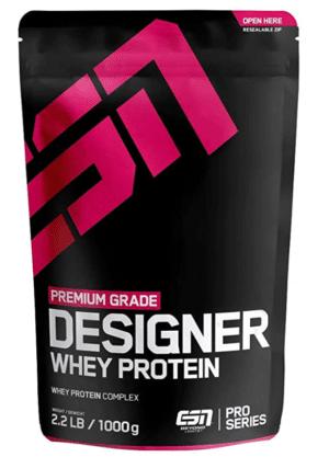 Whey-Proteinpulver